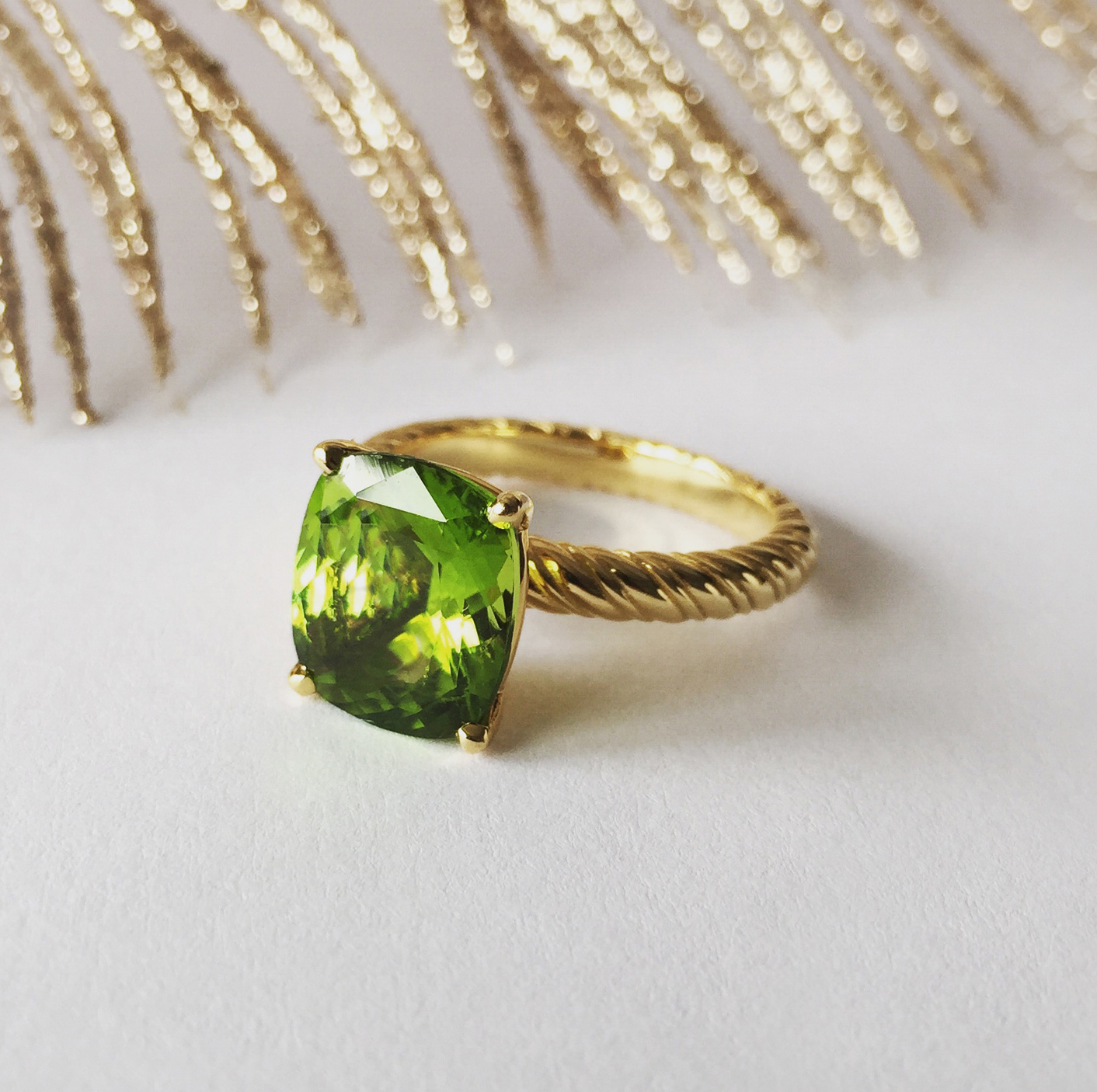 realisation-bague-corps-torsade-peridot-imagine-3d-montreal